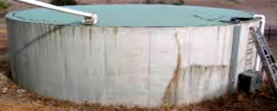 We are experts at Large Rural Concrete Tanks